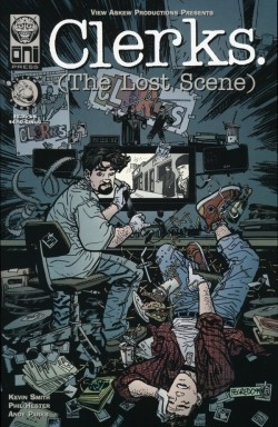 Clerks: The Lost Scene pictures.