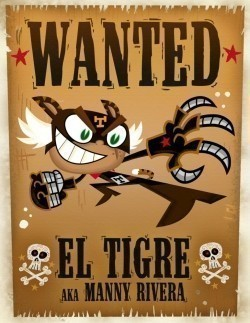 El Tigre: The Adventures of Manny Rivera pictures.