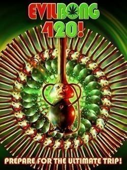 Evil Bong 420 - wallpapers.