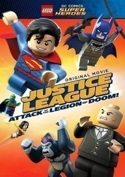 LEGO DC Super Heroes: Justice League - Attack of the Legion of Doom! - wallpapers.