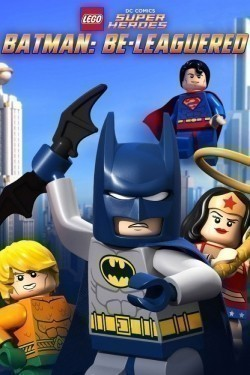 Lego DC Comics: Batman Be-Leaguered - wallpapers.