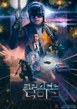 Space Cop - wallpapers.