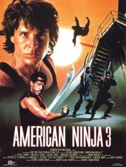 American Ninja 3: Blood Hunt - wallpapers.