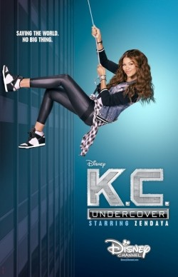 K.C. Undercover pictures.