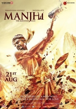 Manjhi: The Mountain Man - wallpapers.