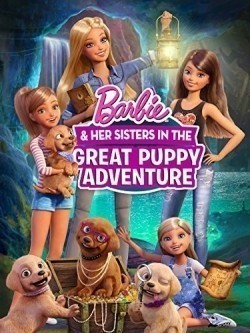 Barbie & Her Sisters in the Great Puppy Adventure - wallpapers.