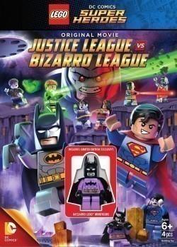 Lego DC Comics Super Heroes: Justice League vs. Bizarro League pictures.