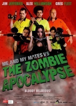 Me and My Mates vs. The Zombie Apocalypse - wallpapers.