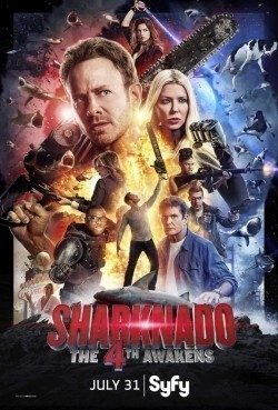 Sharknado 4: The 4th Awakens pictures.