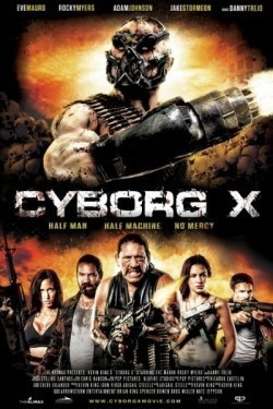 Cyborg X pictures.