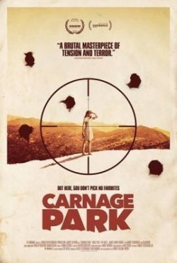 Carnage Park - wallpapers.