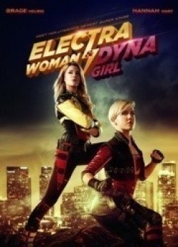 Electra Woman and Dyna Girl - wallpapers.