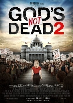 God's Not Dead 2 - wallpapers.