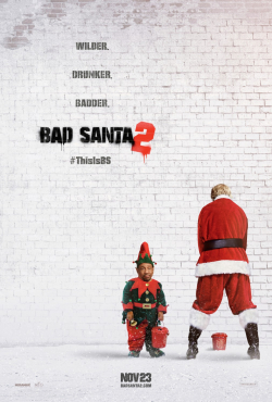 Bad Santa 2 - wallpapers.