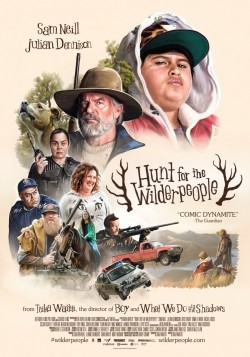 Hunt for the Wilderpeople - wallpapers.