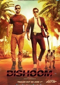 Dishoom - wallpapers.