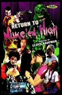 Return to Nuke 'Em High Volume 2 - wallpapers.
