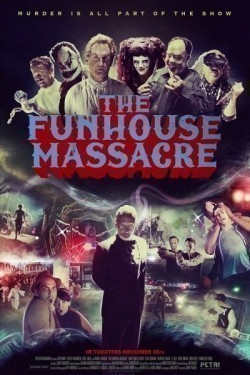 The Funhouse Massacre - wallpapers.