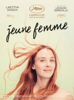 Jeune femme - wallpapers.