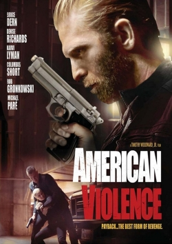 American Violence - wallpapers.