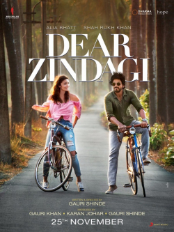 Dear Zindagi - wallpapers.