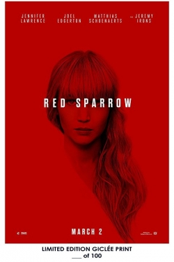 Red Sparrow - wallpapers.