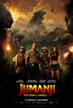 Jumanji: Welcome to the Jungle pictures.