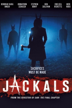 Jackals - wallpapers.