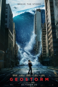 Geostorm - wallpapers.