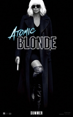 Atomic Blonde - wallpapers.