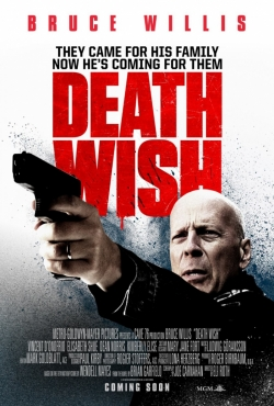 Death Wish - wallpapers.