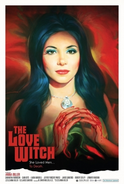 The Love Witch - wallpapers.