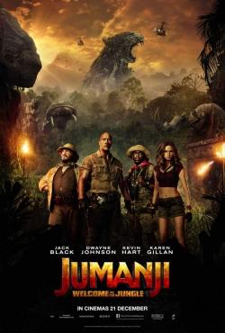 Jumanji: Welcome to the Jungle - wallpapers.