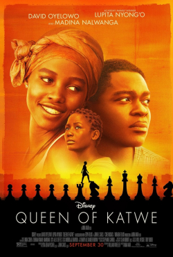 Queen of Katwe - wallpapers.