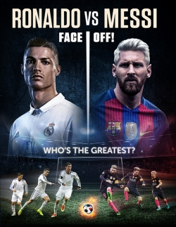 Ronaldo vs. Messi - wallpapers.