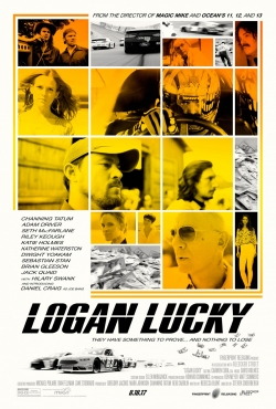 Logan Lucky - wallpapers.