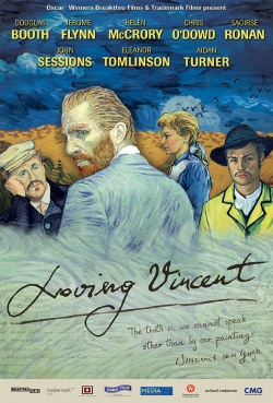 Loving Vincent pictures.