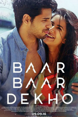 Baar Baar Dekho - wallpapers.