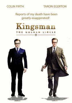 Kingsman: The Golden Circle - wallpapers.