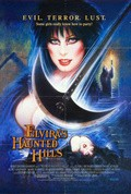 Elvira's Haunted Hills - wallpapers.