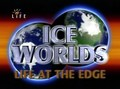 Ice Worlds. Life at the Edge pictures.