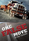 One False Move: Road Trains - wallpapers.