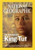 National Geographic: Burying King Tut pictures.