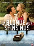 La blonde aux seins nus - wallpapers.