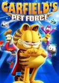 Garfield's Pet Force - wallpapers.
