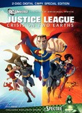 Justice League: Crisis on Two Earths - wallpapers.