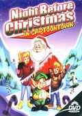 Christmas in Cartoontown - wallpapers.