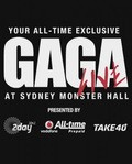 Lady Gaga - Live at Sydney Monster Hall - wallpapers.