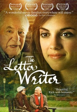 The Letter Writer - wallpapers.