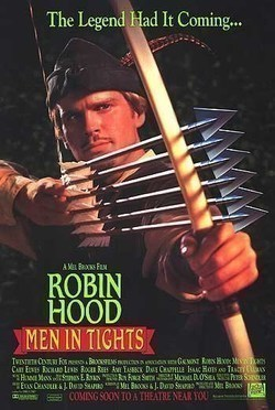 Robin Hood Men in Tights pictures.